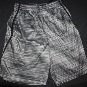 Avia Knit Sublimation Print Performance Shorts